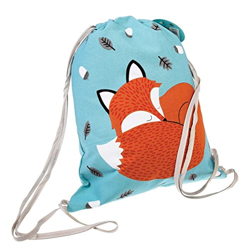 Rex International Zorrito Rusty - Mochila saco Rusty The Fox