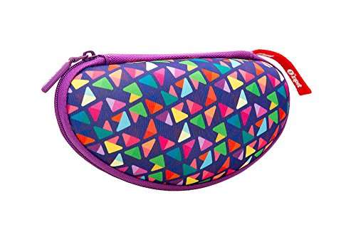 ZIPIT Colorz Box Glasses Case, Purple Photo #5