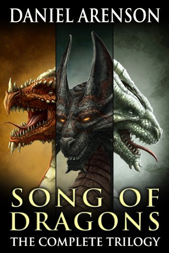 Song of Dragons: The Complete Trilogy cover