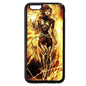"Onelee Customized Marvel Series Case for iPhone 6+ Plus 5.5"", Marvel Comic Hero Marvel Girl Jean Grey iPhone 6 Plus 5.5 by ruishername"