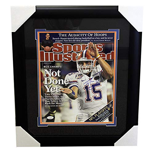 Signed Sports Illustrated Cover - 4