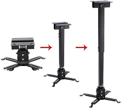 LESHP - Soporte de techo inclinable y regulable para proyector ...