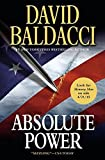 Absolute Power by David Baldacci (2000-07-01)