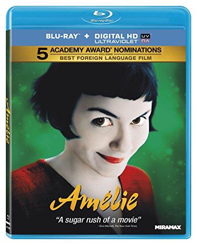 Blu-ray : Amélie (Widescreen, AC-3, Dolby, Digital Theater System)
