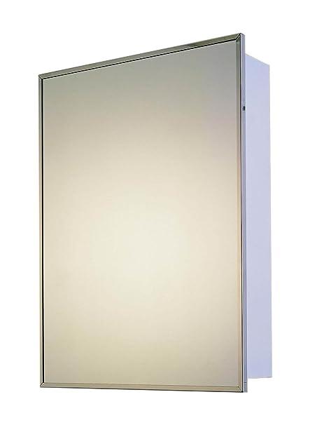 Deluxe Series 14u0026quot; X 20u0026quot; Recessed Medicine Cabinet