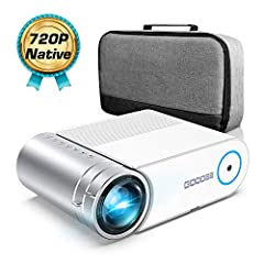 Goode offers this projector to most customers.