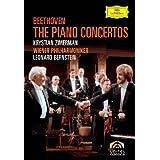 BERNSTEIN / WP - PIANO CONCERTOS,THE-2 DVD