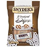 Snyder's Of Hanover Pretzel Dips Hershey's White Creme