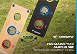 Triumph 2-in-1 Bag Toss/ Washer Toss Combo