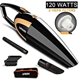 UPEOR Corded Car Vacuum Cleaner - Handheld Automotive Vacuum...