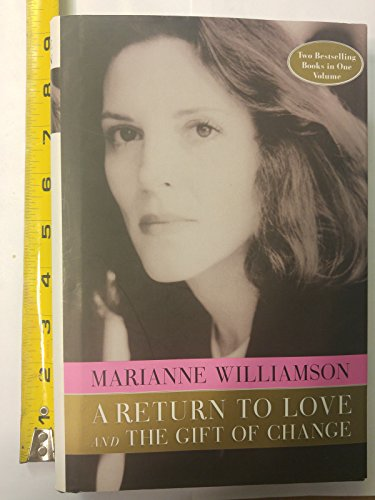 A Return to Love/The Gift of Change -  Marianne Williamson, Hardcover
