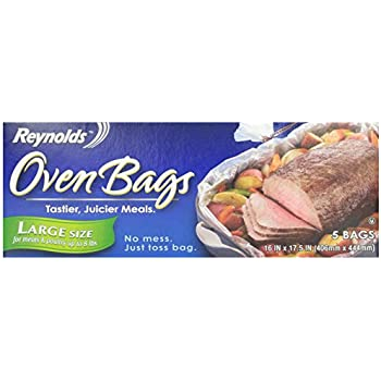Reynolds Oven Bags, Large, 5 ct