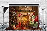 LB 7x5ft Xmas Decor Poly Fabric Christmas Photo Backdrops Customized Studio Photography Backdrop Background Studio Props SDX452