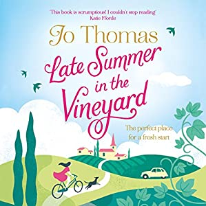 Late Summer in the Vineyard Audiobook