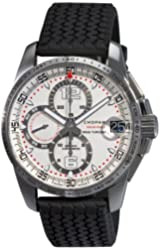 Chopard Men's 168459-3015 Mille Miglia GT XL Chronograph White Dial Watch