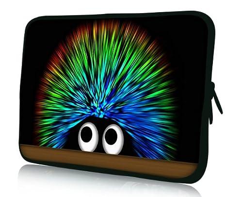 Luxburg Design Funda Blanda para Ordenador portátil (15,6 Pulgadas, Motivo: Erizo Undercover: Amazon.es: Electrónica