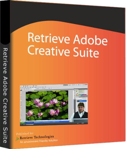 Retrieve Training for Adobe Creative Suite Bundle for Mac [Download] by Retrieve Technologies
