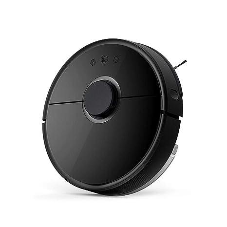DGEG Robot Limpiador, Robot Aspirador para Barrido De Casa Y Mojado Mop Smart Path Planificación De Limpieza Control De App WiFi: Amazon.es: Hogar