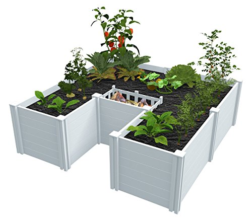 Top 10 Keyhole Raised Garden Bed