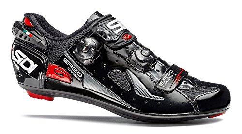 Sidi Ergo 4 Carbon Road Schuhe Schwarz