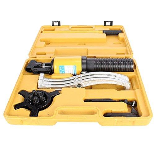 Chaneau Gear Puller Hydraulique 3 Griffes Hydraulique Bearing Puller Capacité De 10 Tones