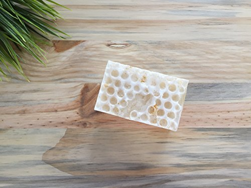 Almond and Honey Coconut Milk Soap with Raw - Milk Almond Luxe