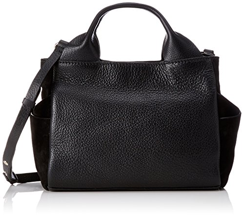 Clarks Women's Talara Wish Handbag Black (Black Leather)