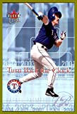 2004 Ultra Turn Back the Clock #16 Rafael Palmeiro TEXAS RANGERS