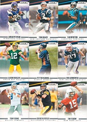 PANINI 2012 Rookies and Stars NFL Football Complete Mint ...