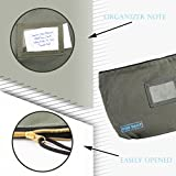 Canvas Zipper Tool Bags - 16 oz Heavy Duty Utility