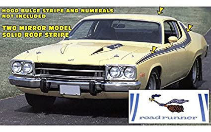 Southern Auto Parts >> Amazon Com Southern Car Parts 1973 Plymouth Road Runner