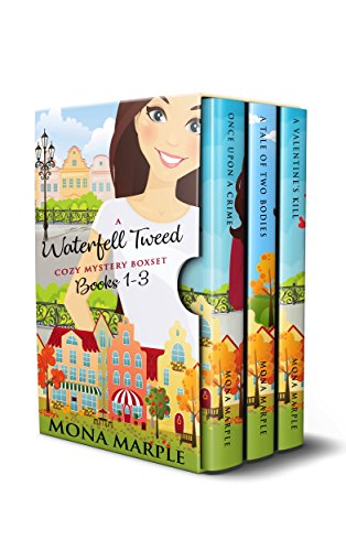 (Waterfell Tweed Cozy Mystery Series: Box Set 1 (Books 1-3))