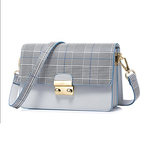 Of New Fashion Version Square Korean The On Chic Bags 2018 Shoulder Zq Bag Wave Summer Messenger Small zq0taAw