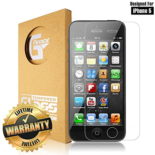 G Armor iPhone Tempered Screen Protector product image