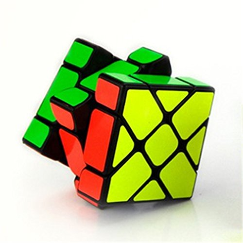 3x3x3 Mirror Cubes Blocks Shiny Magic Cube Puzzle Brain