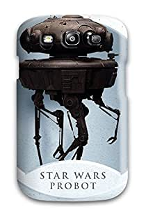 Premium Protection Star Wars Episode V Empire Strikes Back People Movie Case Cover For Galaxy S3- Retail Packaging