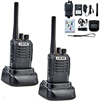 Waterproof Two Way Radio LSENG T-518 UHF400-480MHz Professional Radio with VOX Function (Pair)