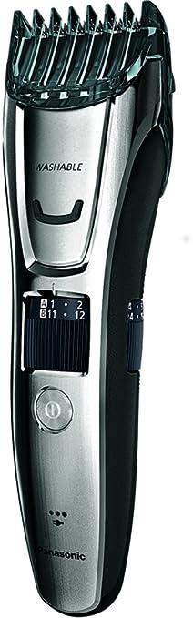 345 opinioni per Panasonic ER-GB80-S503 Regolabarba e Tagliacapelli Lavabile, Taglio 1-20 mm,