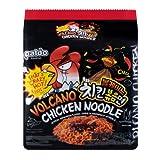 Volcano Spicy Chicken Noodle 4 Pack