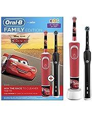 Oral-B Pro Aile Paketi Şarj Edilebilir Diş Fırçası (Pro 1-700 + Oral-B Kids Cars)