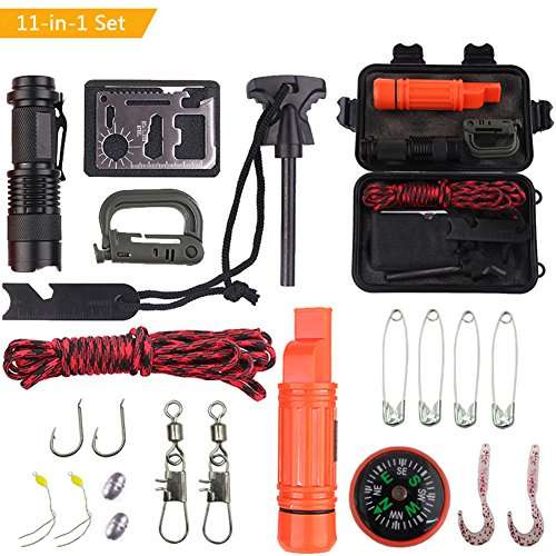 Most popular fishing kit backpack on amazon to buy review for Backpacking fishing kit