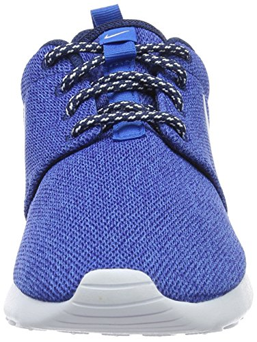 Nike Wmns Roshe One Women Sneakers Casual Lifestyle New Blue Litoraneo Bianco - 10
