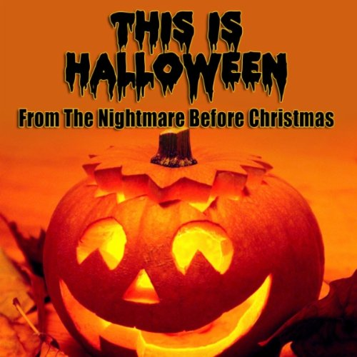 This Is Halloween (from The Nightmare Before Christmas)