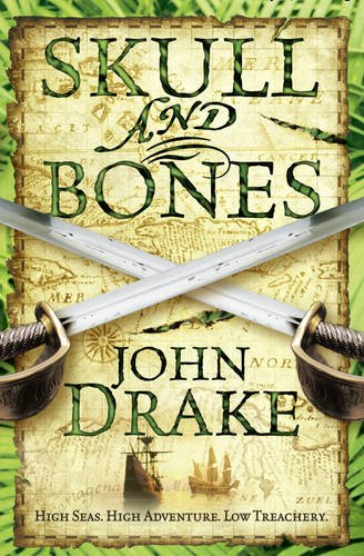 Book cover for Skull and Bones