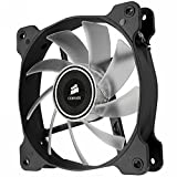 Corsair Air Series AF120 LED Quiet Edition High Airflow Fan Single Pack - White