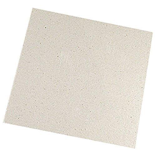 Placa Placa de Mica - Finmind2x Salida de microondas Microondas 11 x 12cm Reemplazo Placa de Mica
