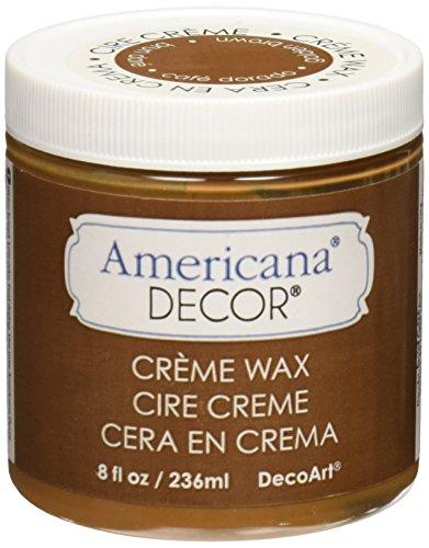 Americana Decor Creme 8 Ounce Golden