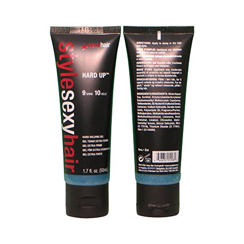 Sexy Hair Style Sexy Hair dur Up Gel Tenir dur, 1,7 once