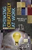 img - for Thinking Creatively at Work: A Sourcebook (Response Books) book / textbook / text book