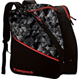 Transpack Edge Junior Ski Boot Bag 2018 - Gray Topo